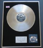 PAUL McCARTNEY & WINGS - Band On The Run PLATINUM LP presentation Disc